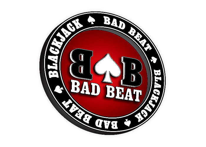 Bad Beat Blackjack Logo