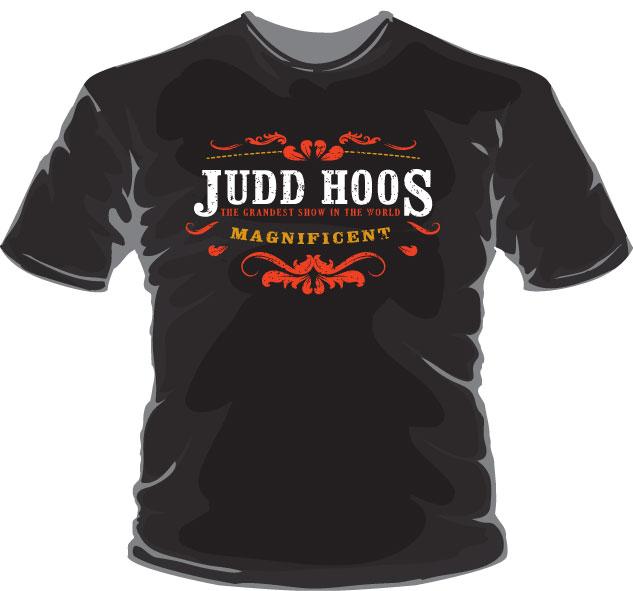 Judd Hoos Merchandise